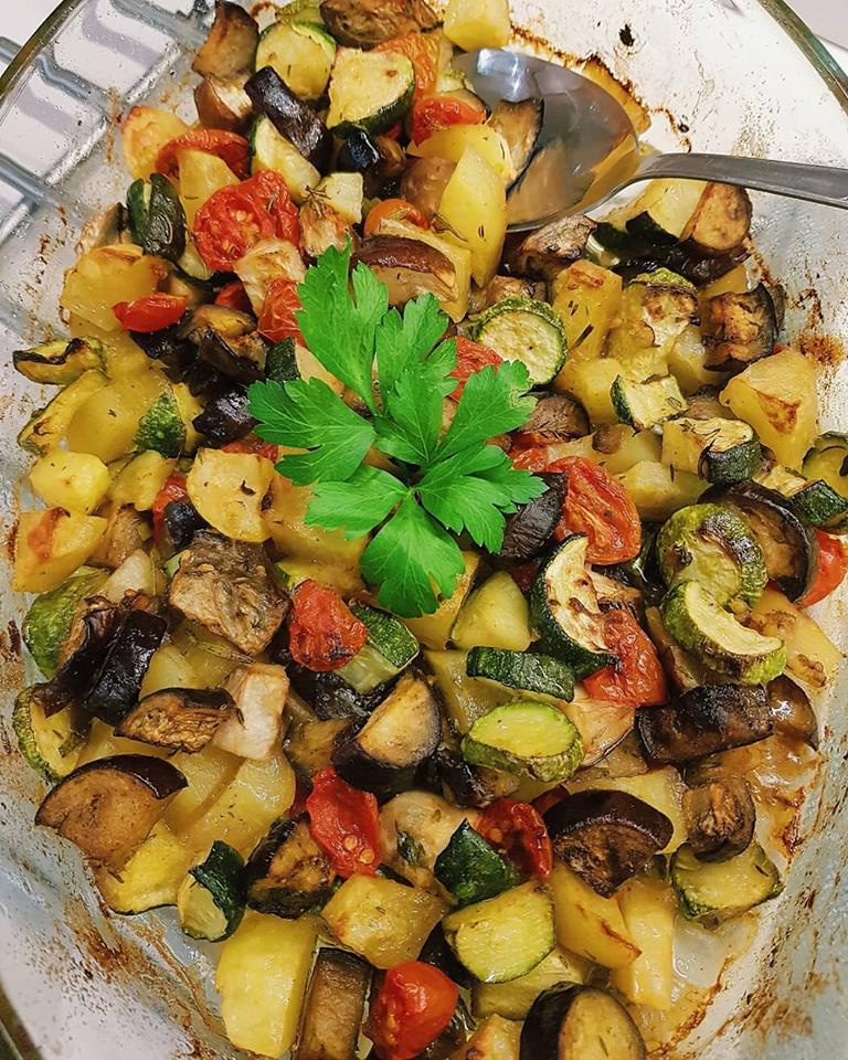 questa immagine rappresenta verdure croccanti ricetta di pasticciandoconlafranca