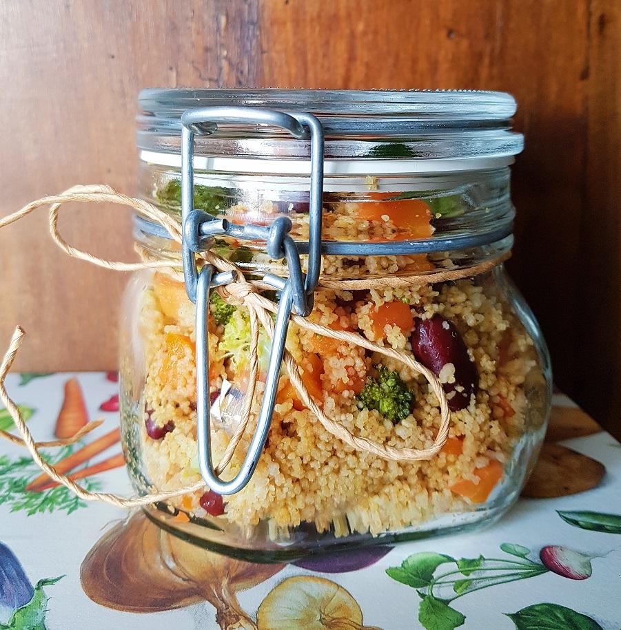 questa immagine rappresenta il cous cous invernale cotto in vasocottura ricetta di pasticciandoconlafranca