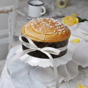 questa immagine rappresenta brioches veneziane alla crema ricetta di pasticciandoconlafranca