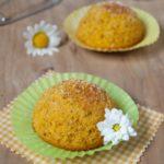 """questa immagine rappresenta tortine soffici alle carote """"camille"""" ricetta di pasticciandoconlafranca"""