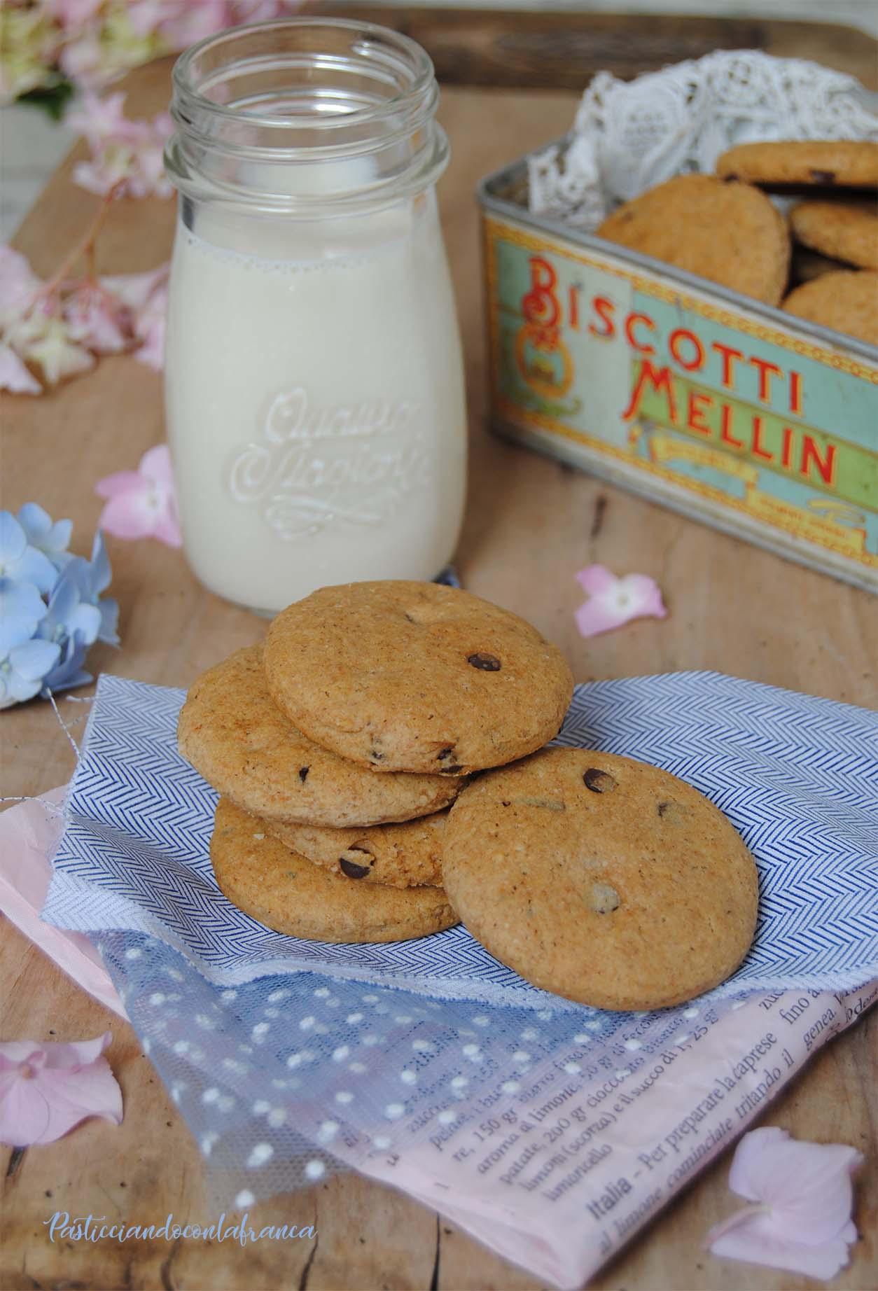 biscotti da inzuppo gluten free ricetta di pasticciandoconlafranca
