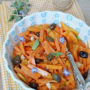 carote marinate veloci e sfiziose ricetta di pasticciandoconlafranca