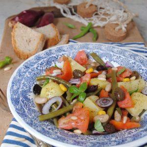 condiglione genovese- condigiun ricetta di pasticciandoconlafranca