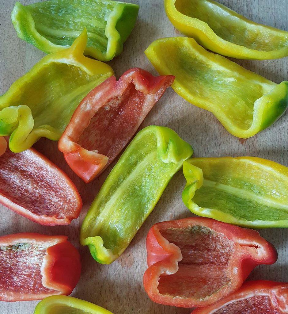 verdure ripiene alla ligure la mia speciale versione ricetta di pasticciandoconlafranca
