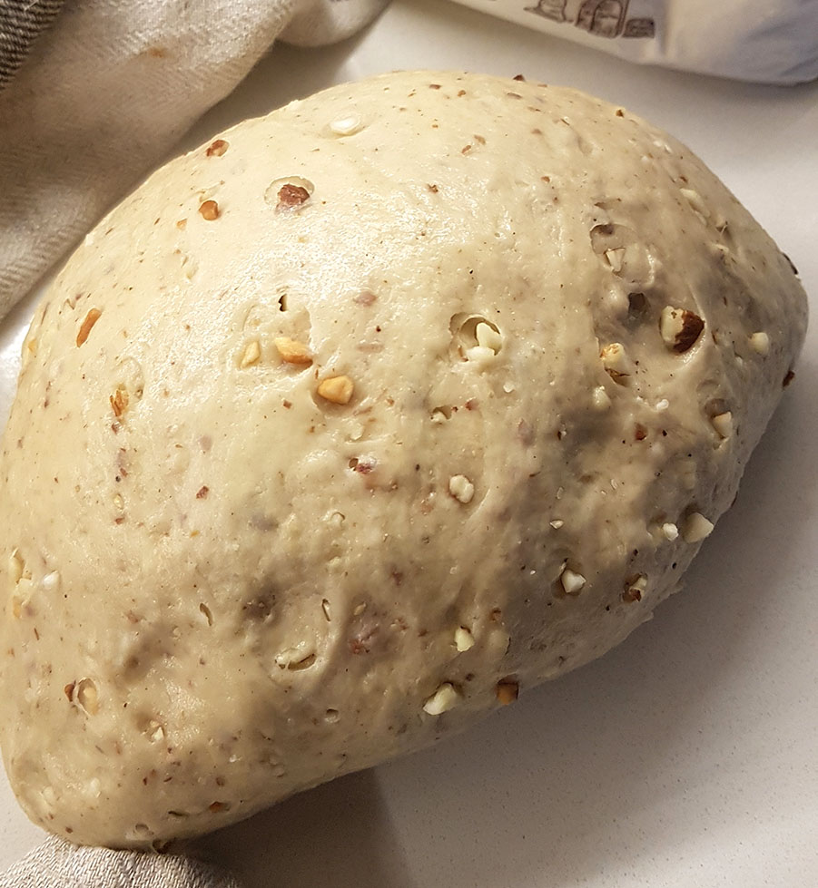 questa immagine rappresenta taralli napoletani all'olio di oliva ricetta di pasticciandoconlafranca