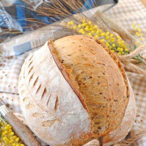 questa immagine rappresenta tartine bread la ricetta originale pasticciandoconlafranca