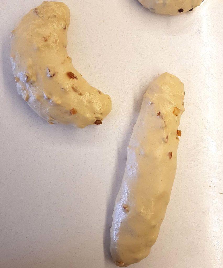 questa immagine rappresenta colomba vegan facile ricetta di pasticciandoconlafranca