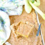 questa immagine rappresenta la mitica torta di riso ligure ricetta di pasticciandoconlafranca